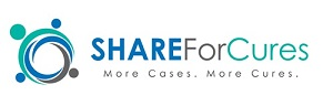 SHARE For Cures Wide Logo