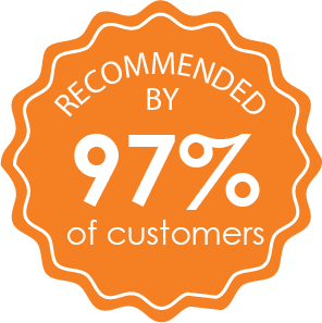 97% of customers recommend Aplos Software