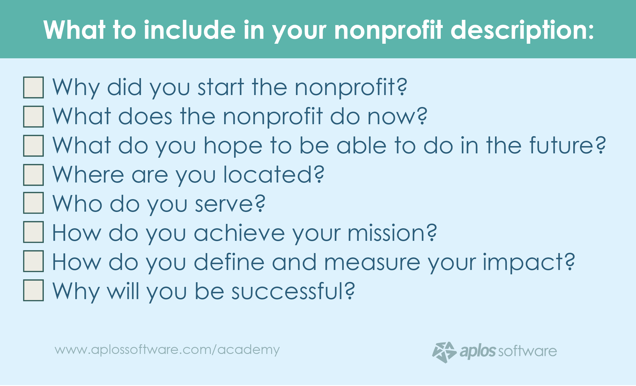 how to write a non profit business plan Our latest thought leadership for the nonprofit sector library explore our extensive catalog of articles my turn business plan 05/03/2004 download pdf share.